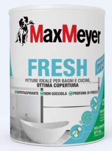 IDROPITTURA SUPER TRASPIRANTE  750ML - FRESH