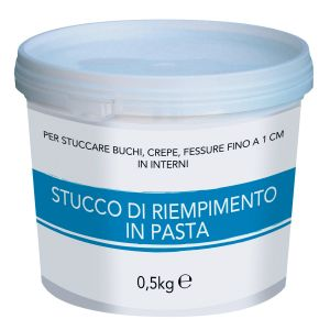 STUCCO PER RIEMPIRE IN PASTA PER INTERNO 500 GR