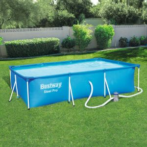 PISCINA 300X201X71CM FRAME POOL SET